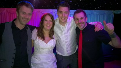 Wedding Band Macclesfield
