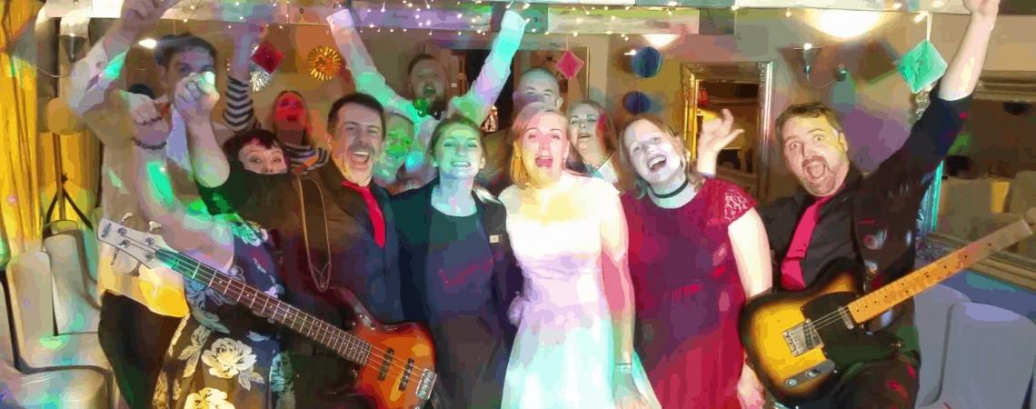 Wedding Entertainment Nottingham H2H Band