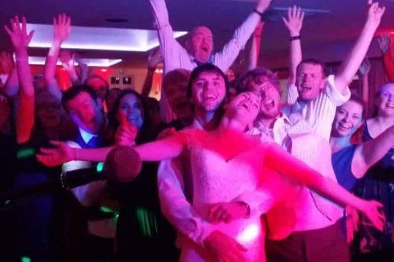 Shropshire Wedding Band