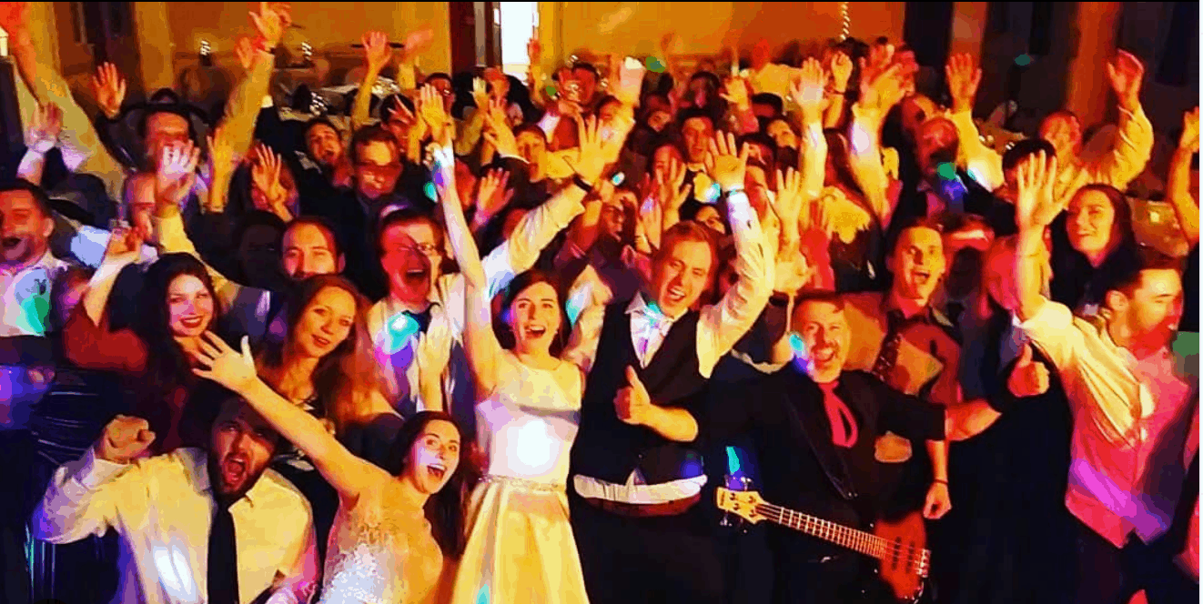 wedding band exeter