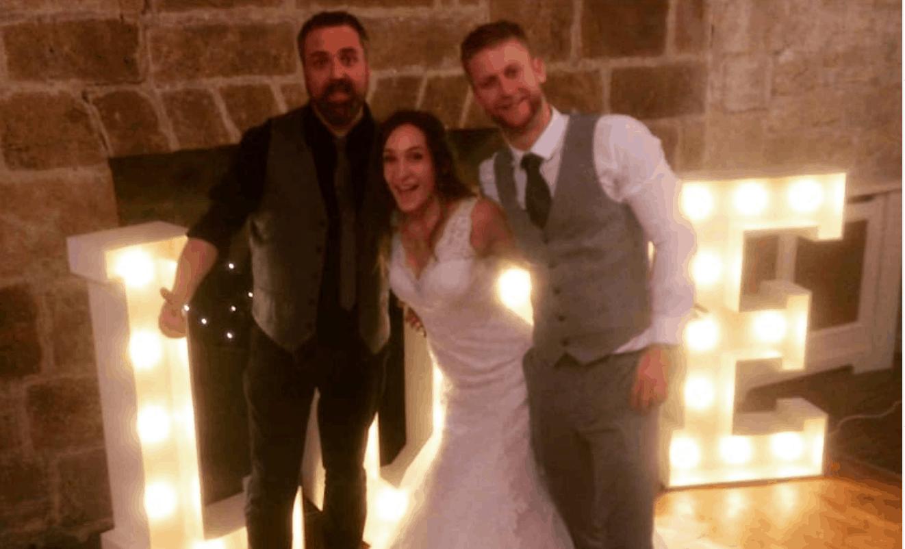 wedding band halesowen