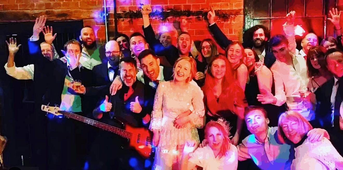 wedding band hinckley