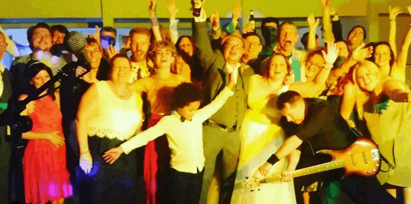 wedding band honiton