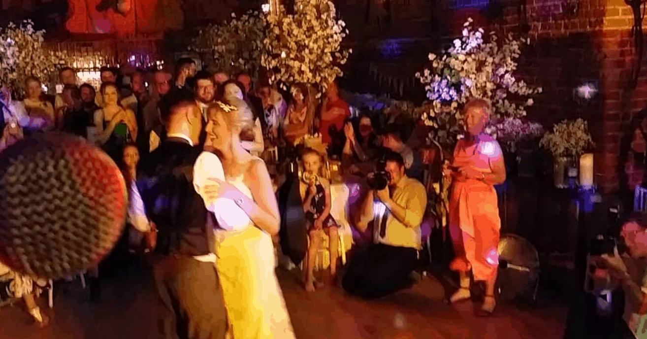 wedding band leeds