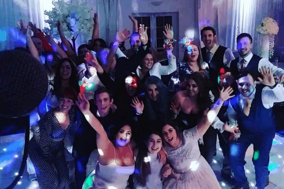 wedding band entertainment